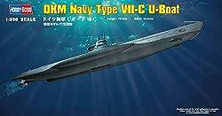 Hobby Boss Dkm Navy Type Viic U-boat Boat Model Building Kit