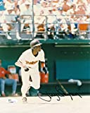 Autographed Tony Gwynn Photograph - 8x10 Color 137503 - JSA Certified - Autographed MLB Photos