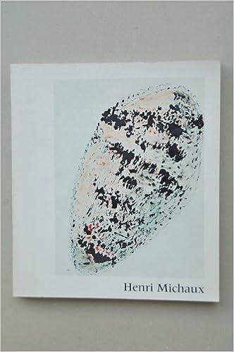 Livre Henri Michaux pdf epub