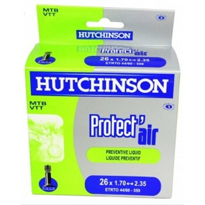 Hutchinson Protect'Air Puncture Resistant MTB Tube 26x1.70-2.35 Schrader