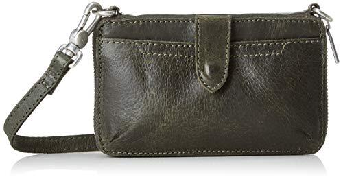 Cowboysbag Bolso Verde De Mujer 2058 dark Hombro Green 4zqax4w8r