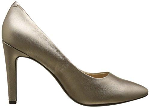 de Caroline para D Geox CHAMPAGNECB500 Dorado Zapatos Mujer C Tacón wUTC5IqC