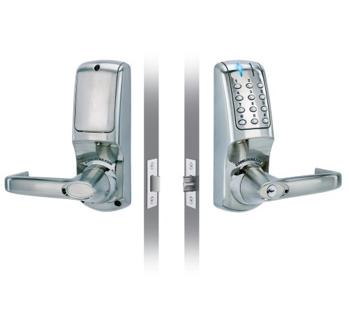 Codelocks 5010 Digitaler Elektronischer Knopfdruck-Türschloss mit Hebelgriff