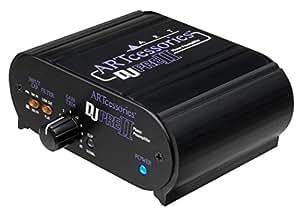 ART Pro Audio DJPRE II Phono Turntable Preamplifier