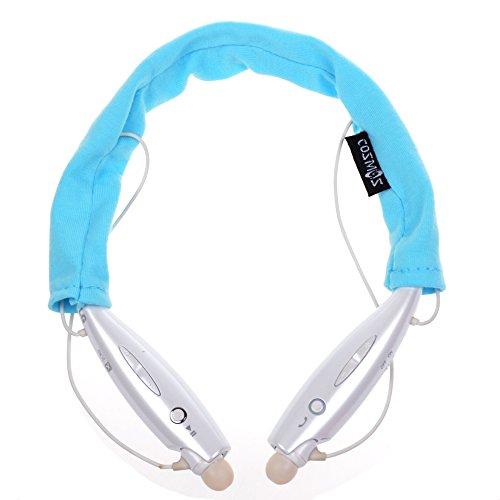 Cosmos protector Bluetooth Headphone Turquoise