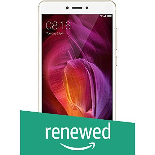 Renewed  Xiaomi Redmi Note 4  Gold, 64 GB