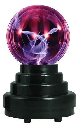 EUGO Luz sensible al tacto de la bola del plasma Bola mágica de la ...