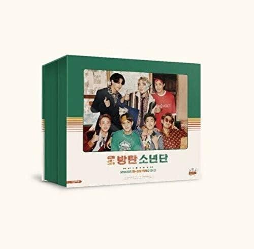 Big Hit BTS Bangtan Boys - 2021 Season's Greetings Full Package+Extra Photocards Set