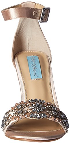 Women's Blue Johnson Sb Sandal by Champagne Betsey Gina Dress tp6OAqnBxw