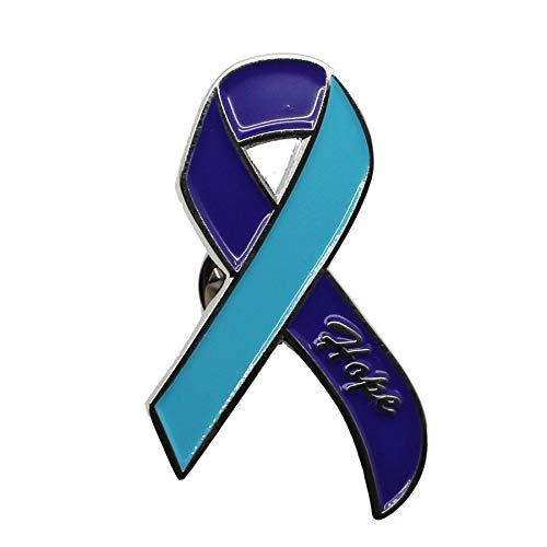 Awareness Pin - DANXYN Premium Suicide Prevention Awareness Pin