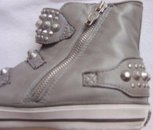 Leather Sneaker Nappa Frog Und Für Grau Schuhe Ash Damen Kinder fPSxBwOOq
