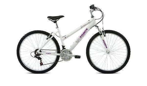 Reflex R.9115 - Bicicleta de montaña para Mujer, Talla XS (147-152 cm), Color Rojo: Amazon.es: Deportes y aire libre
