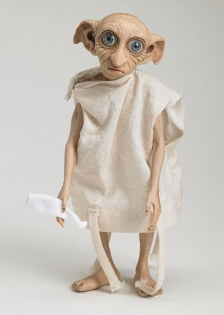 Dobby the house Elf Tonner Doll (Harry Potter)  sc 1 st  Amazon UK & Dobby the house Elf Tonner Doll (Harry Potter): Amazon.co.uk: Toys ...