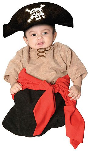 Baby Pirate Bunting (Infant)