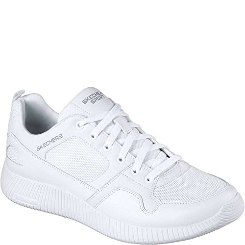 Skechers Djup Laddning Yanda Mens Sneakers Vita