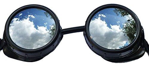 Road-Vision-Round-Lens-Screw-Cap-Goggles-Steam-Punk-Burning-Extra-Lens