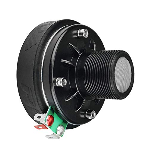 "PRV Audio DT175Ph-S 1"" Exit Screw-On Horn 75 Watts RMS 8 Ohms 1"" VC Pro Audio 108dB Phenolic Compression Driver (Single)"