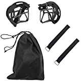 ZSFLZS Ice Cleats, Traction Cleats Grippers with