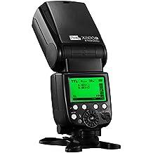 Pixel X800C Speedlite Kit ETTL High Speed Flashes External[Speedlite x1 Flash Diffuser X1 Mini Stand X1 Flash Portable Bag X1] for Canon Camera 5D iv 5D iii 5DS 5DS 7D 50D 40D 30D XT XTi XS XSi T1i T2