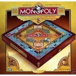 Anniversary Edition Monopoly - 4