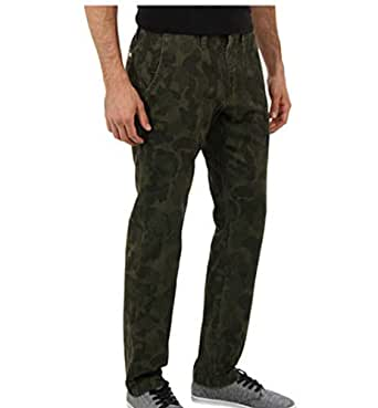 Vans Multi Color Slim Fit Jeans Pant For Men