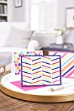 American Greetings Single Panel Blank Cards with