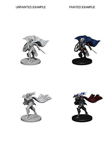 Pathfinder Roleplaying Game Unpainted Miniatures: Elf Female (Paladin Miniatures)