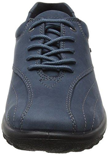 Hotter GTX Oxford River Donna Stringate 105 Blu Blue Scarpe Tone TT7wqx5r