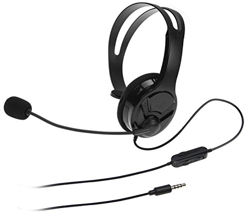 AmazonBasics Chat Headset for PlayStation 4 Only $5.87