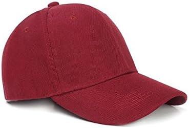 YuLu Gorra de béisbol de Color Liso - Gorra de béisbol de Color ...