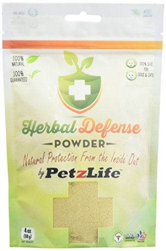 PetzLife Herbal Defense Powder,  4 oz