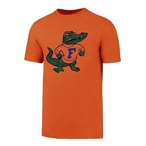 NCAA Florida Gators Men's Alt OTS Rival Tee, Orange, Medium