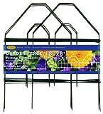 18x8GRN Goth Fold Fence