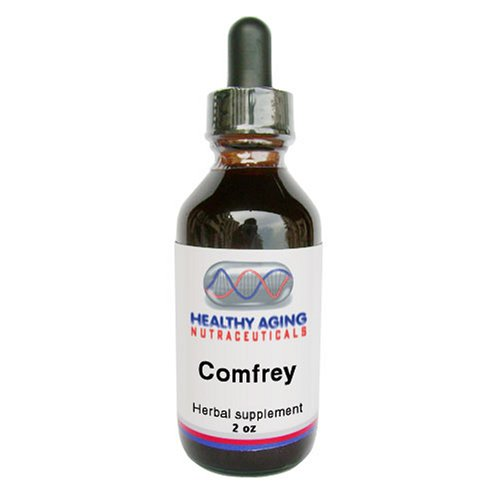 Healthy Aging nutraceutiques Consoude 2-Ounce Bottle