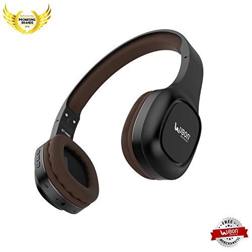 UBON BT 5690 Heavy Bass Wireless/Wired Bluetooth Headphone  Black