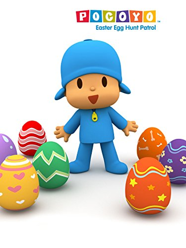 Pocoyo Easter Egg Hunt Patrol