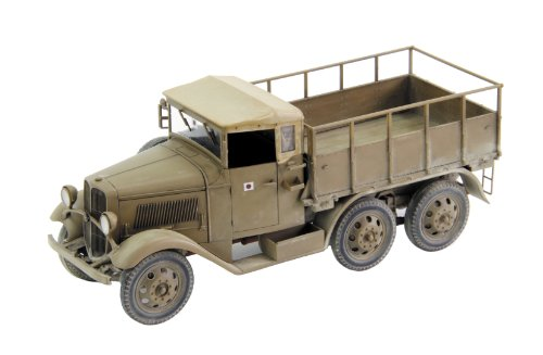 Fine Molds 1/35 IJA Type 94 Six-wheeled Truck with Canvas Top