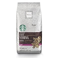 Image of the product Starbucks Caffe Verona Da that is listed on the catalogue brand of Starbucks. With an score of 4.0.