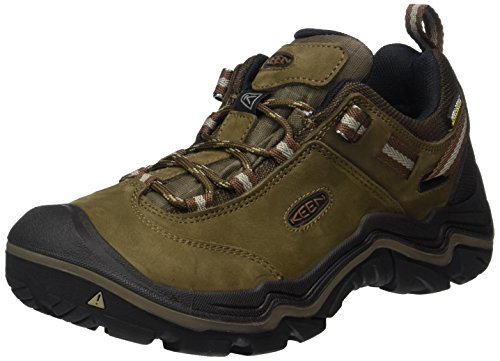KEEN Womens Wanderer WP Dark Earth/Brindle Size 8.0 EU by KEEN