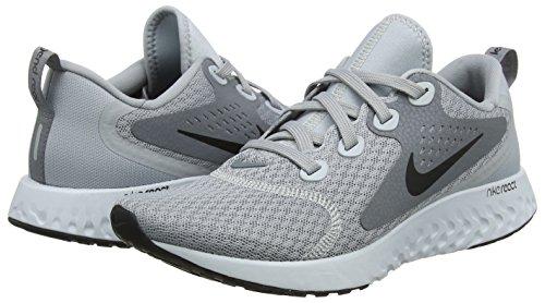 De Gris Nike React Legend Deporte Wmns Mujer Zapatillas Para IzI8w