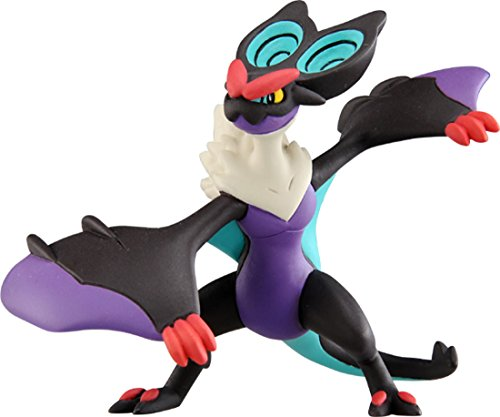 Takaratomy Official Pokemon X & Y SP-41 Noivern Wing Attack Action Figure