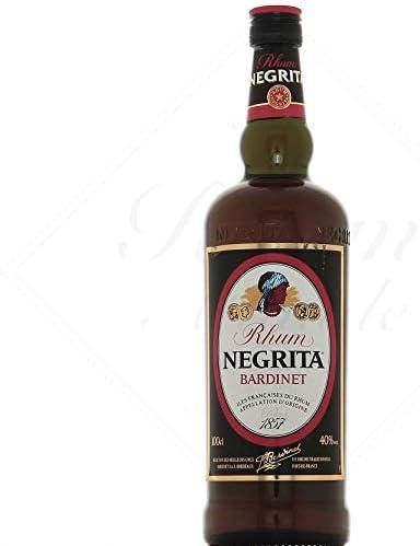 Ron Amber 40 ° 1L Negrita - 1 litre