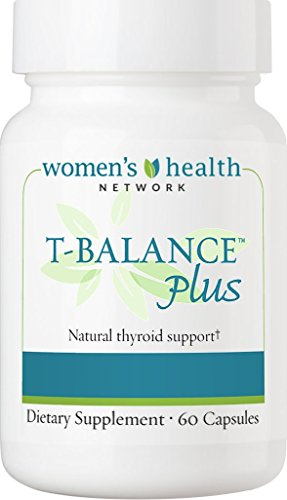 - T-Balance Plus Natural Thyroid Supplement for Subclinical Hypothyroidism 60 capsules