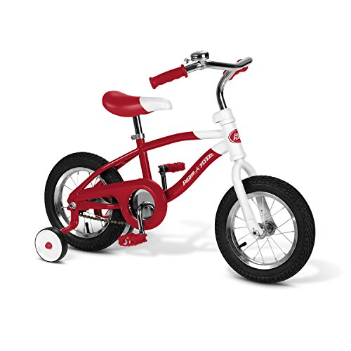 Radio Flyer Classic Bike, Red Bike (Classic Red 12 Inch Tricycle)