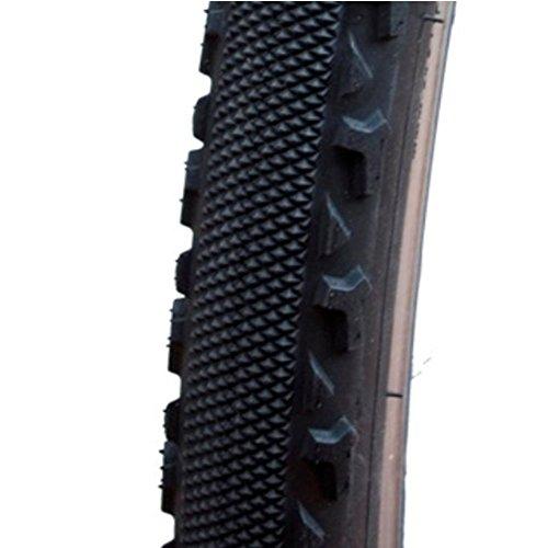 Challenge Gravel Grinder Pro Black Tire, (Pro Tubular Clincher Tire)
