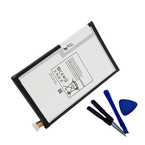 Fully New T4450E Replacement Battery Compatible with Samsung Galaxy Tab 3 8.0 T310 T311 T315 SP3379D1H - 3.8V 4450mAh with Opening Repair Tool Kit (Samsung Galaxy Tab 3 8 Battery)