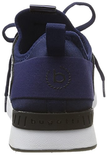 Bugatti 442271656900 7100 Blue Women's Dark Blue 4000 Trainers Camouflage Green r4rZ5qx
