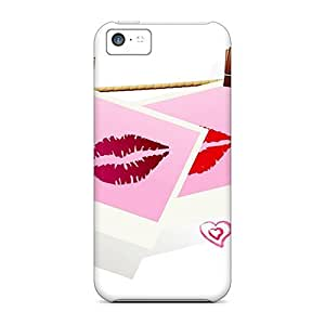 Perfect Lips Of Love Cases Covers Skin For Iphone 5c Phone Cases