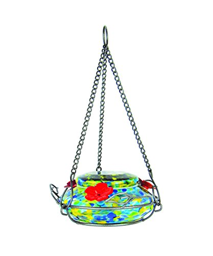 - Nature's Way Bird Products Feeder GHF7 Illuminated Top Fill Hummingbird Feede