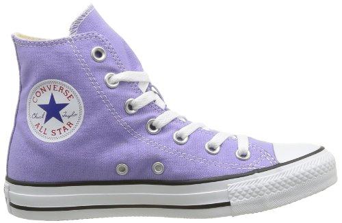 CONVERSE Chuck Taylor All Star Season Hi - Zapatillas de tela infantil Lavender